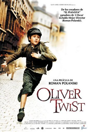 Cartel de Oliver Twist
