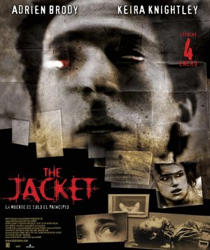 Cartel de The jacket
