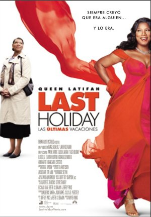 Cartel de Last holiday (Las últimas vacaciones)