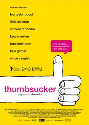 Cartel de Thumbsucker