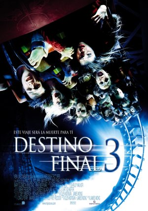 Cartel de Destino final 3