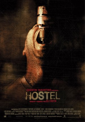 Cartel de Hostel