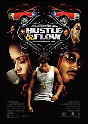 Cartel de Hustle & Flow