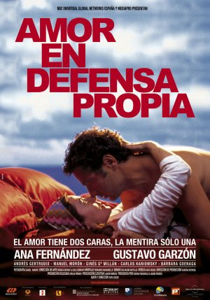 Cartel de Amor en defensa propia