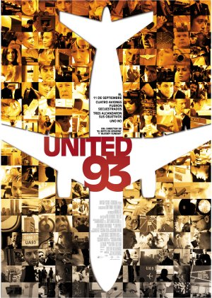 Cartel de United 93
