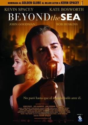 Cartel de Beyond the sea