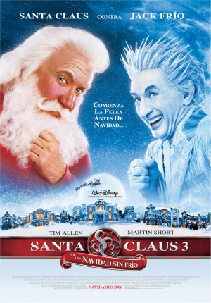 Cartel de Santa Clause 3