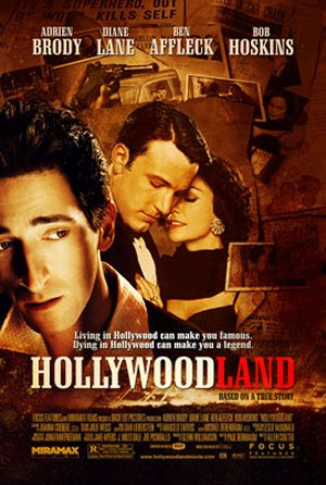 Cartel de Hollywoodland