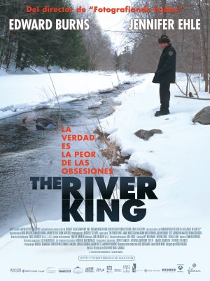 Cartel de The river king