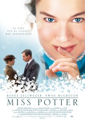 Cartel de Miss Potter