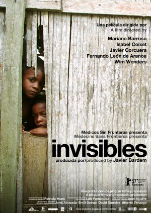 Cartel de Invisibles