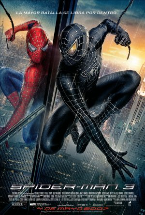 Cartel de Spider-Man 3