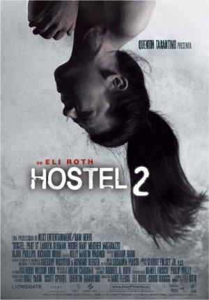 Cartel de Hostel 2