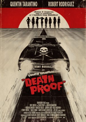 Cartel de Death proof