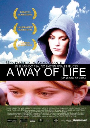 Cartel de A way of life (un modo de vida)
