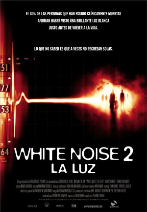 Cartel de White Noise 2: La luz