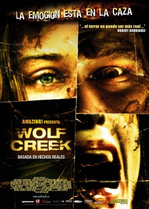 Cartel de Wolf Creek
