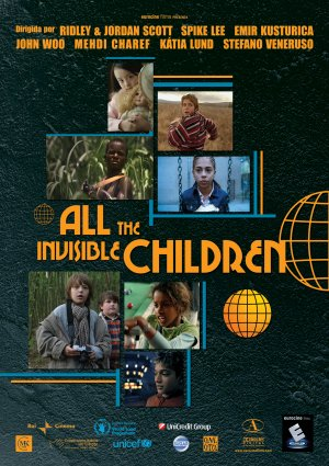 Cartel de All the invisible children