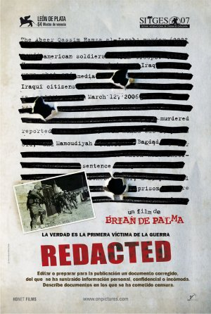 Cartel de Redacted