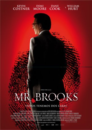Cartel de Mr. Brooks