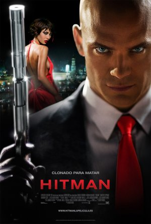 Cartel de Hitman