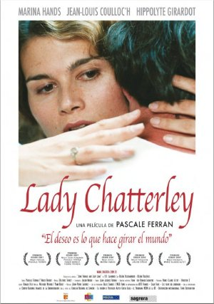 Cartel de Lady Chatterley