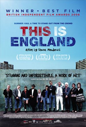 Cartel de This is England