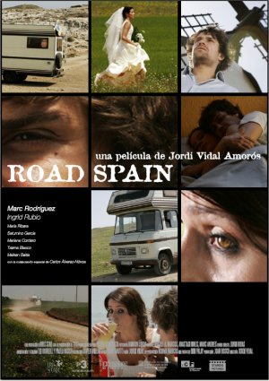 Cartel de Road Spain