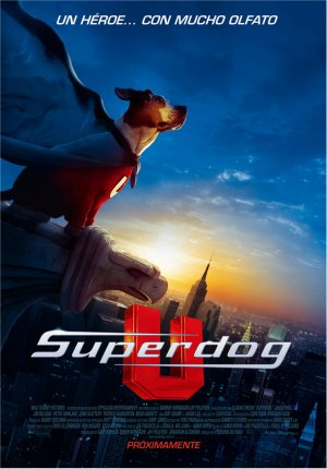 Cartel de Superdog