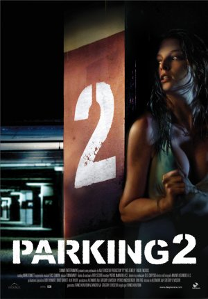 Cartel de Parking 2