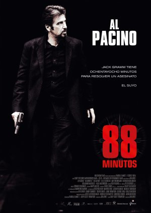 Cartel de 88 minutos