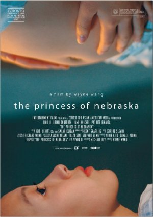 Cartel de The princess of Nebraska