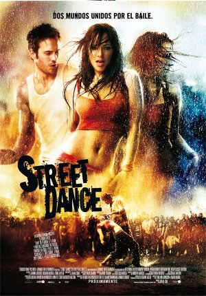 Cartel de Street dance