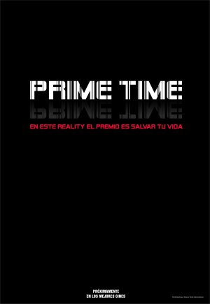 Cartel de Prime time