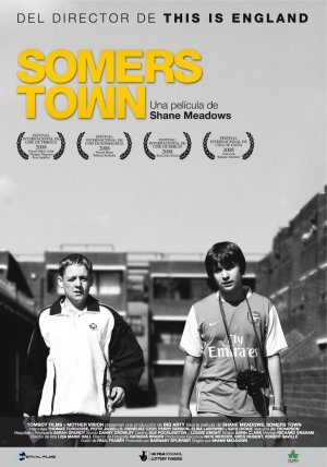 Cartel de Somers town