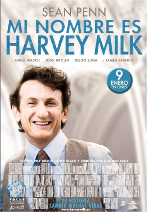 Cartel de Mi nombre es Harvey Milk