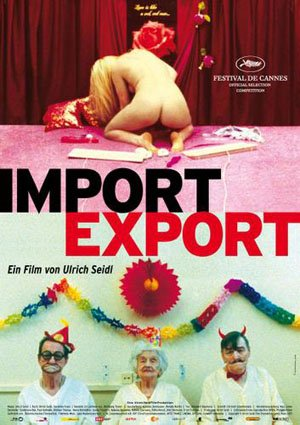 Cartel de Import/Export