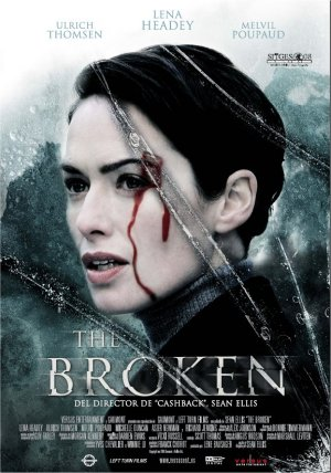 Cartel de The broken