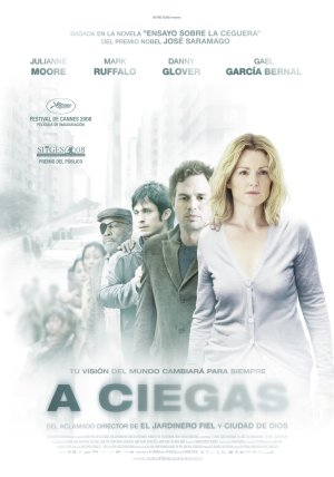 Cartel de A ciegas (Blindness)