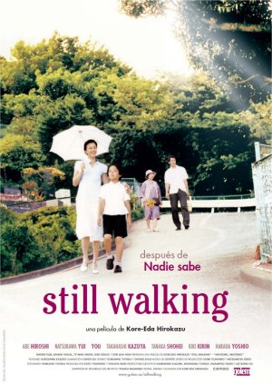 Cartel de Still walking