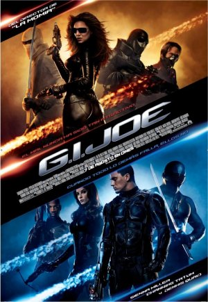 Cartel de G.I. Joe
