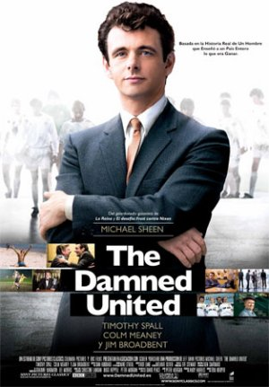 Cartel de The damned united