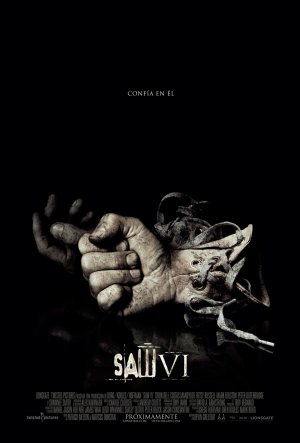 Cartel de Saw VI