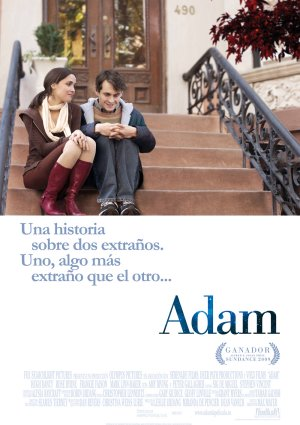 Cartel de Adam