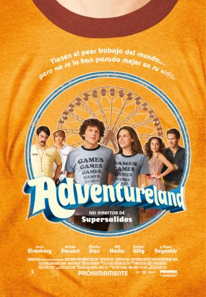 Cartel de Adventureland