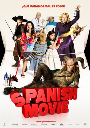 Cartel de Spanish movie