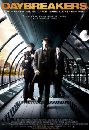 Cartel de Daybreakers
