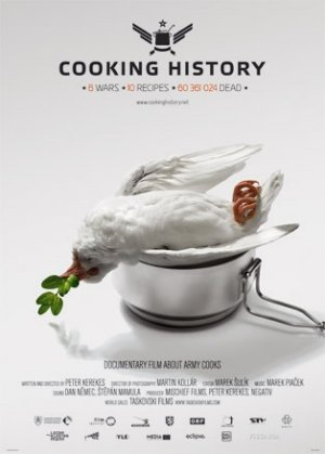 Cartel de Cooking history
