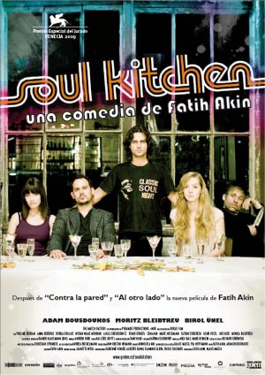 Cartel de Soul kitchen