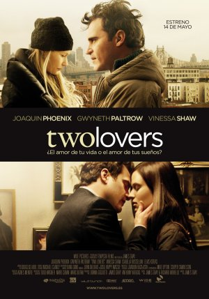 Cartel de Two lovers